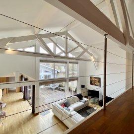 Loft avec terrasse, cour, dépendance, stationnements Bordeaux Judaique